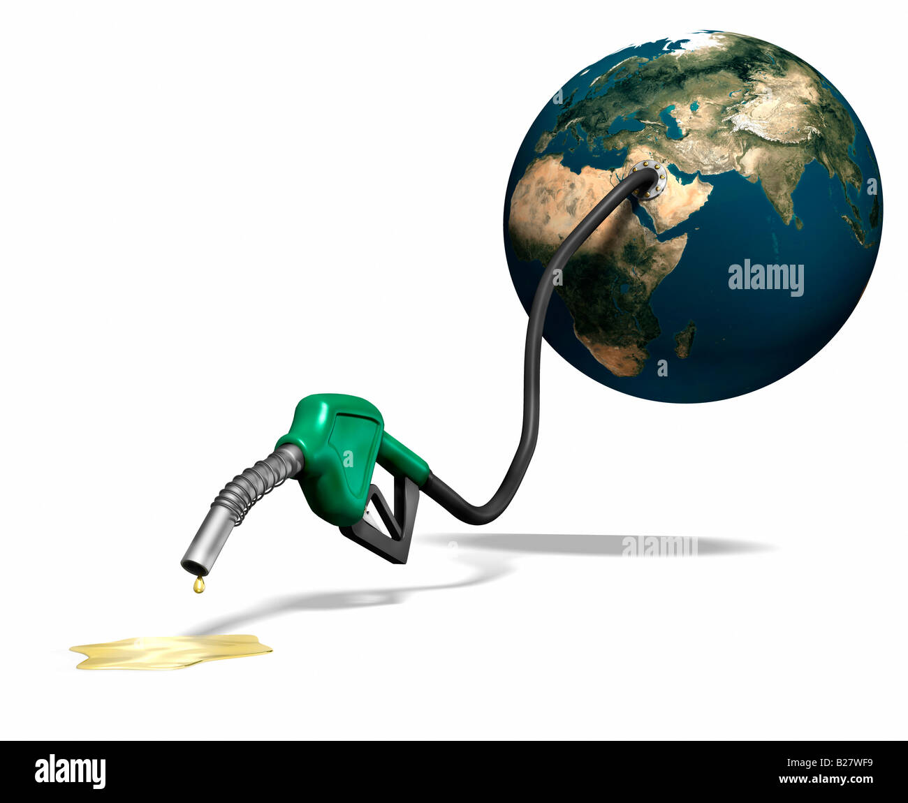 Gasoline and Energy crisis concept Stock Photo: 18613373 - Alamy