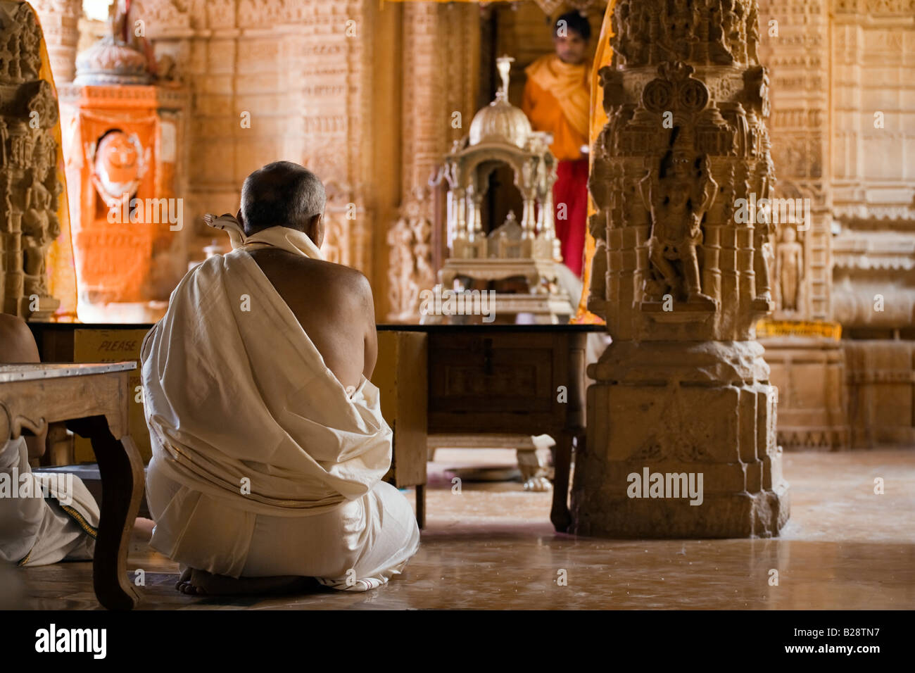 How to Pray in Jain Temples