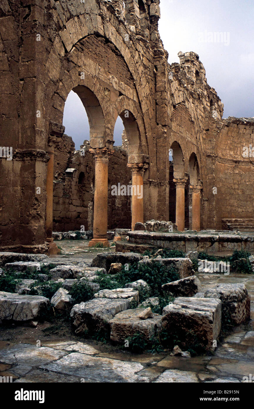 Palmyra Syria Date 23 04 2008 Ref ZB955 113876 0027 COMPULSORY CREDIT World Pictures Photoshot - Stock Image