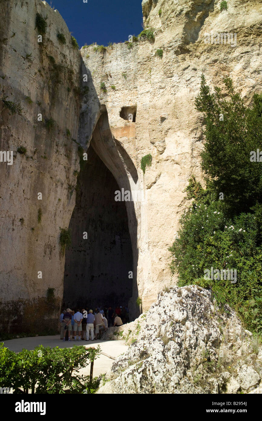 Ear of Dionysius Date 28 05 2008 Ref ZB693 114320 0092 COMPULSORY CREDIT World Pictures Photoshot - Stock Image
