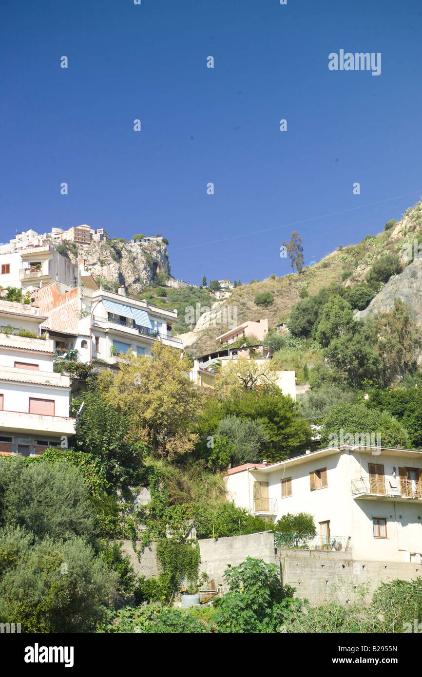 Taormina Sicily Date 28 05 2008 Ref ZB693 114320 0113 COMPULSORY CREDIT World Pictures Photoshot - Stock Image