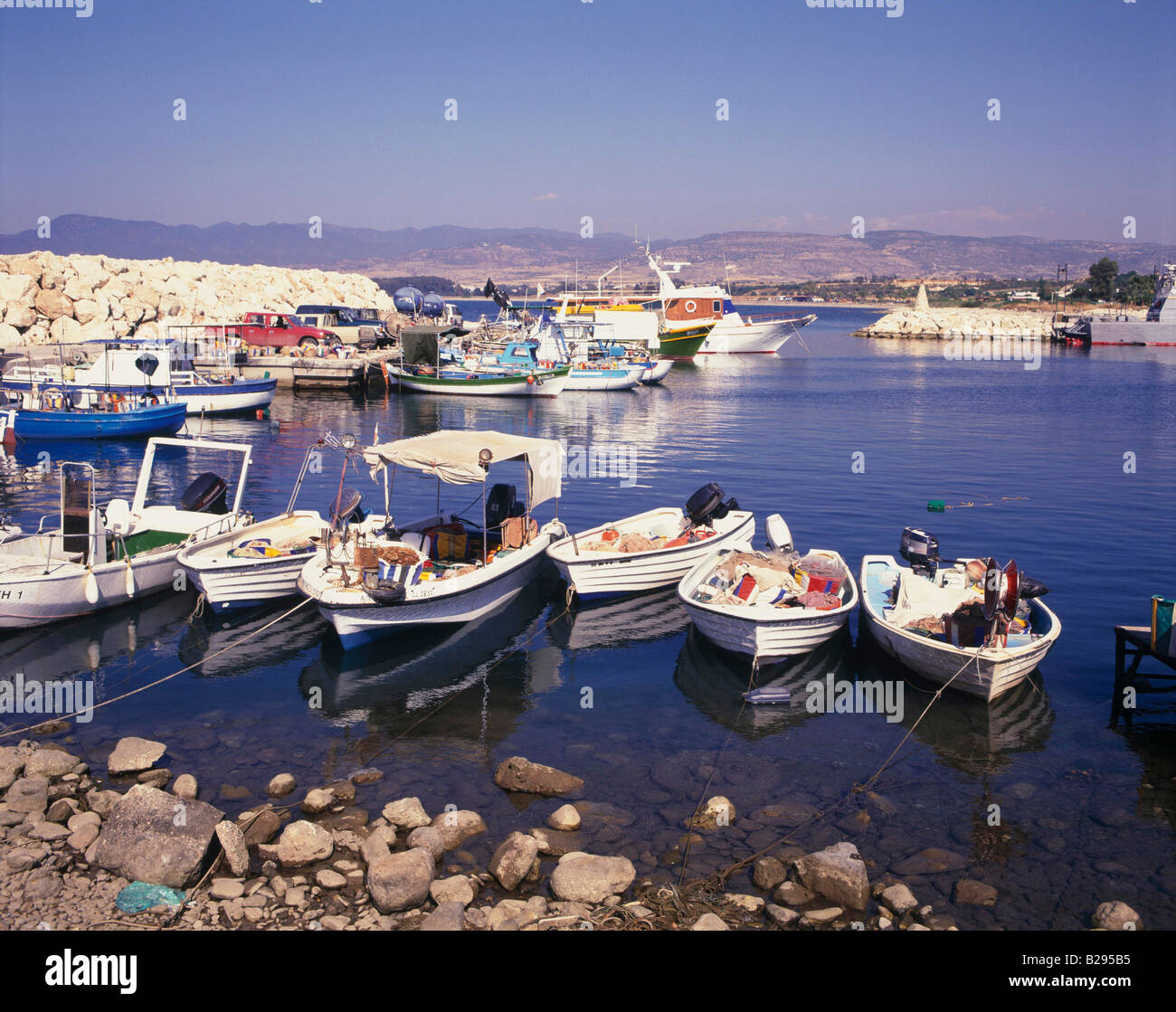 CYPRUS Latchi Date 10 06 2008 Ref ZB693 114939 0002 COMPULSORY CREDIT World Pictures Photoshot - Stock Image