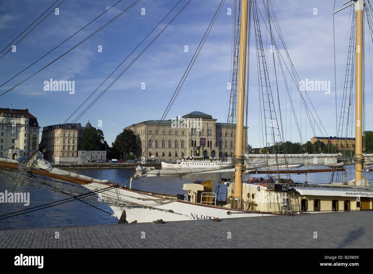 Gamla Stan Stockholm Sweden Ref WP TARU 000729 015 Date COMPULSORY CREDIT World Pictures Photoshot - Stock Image