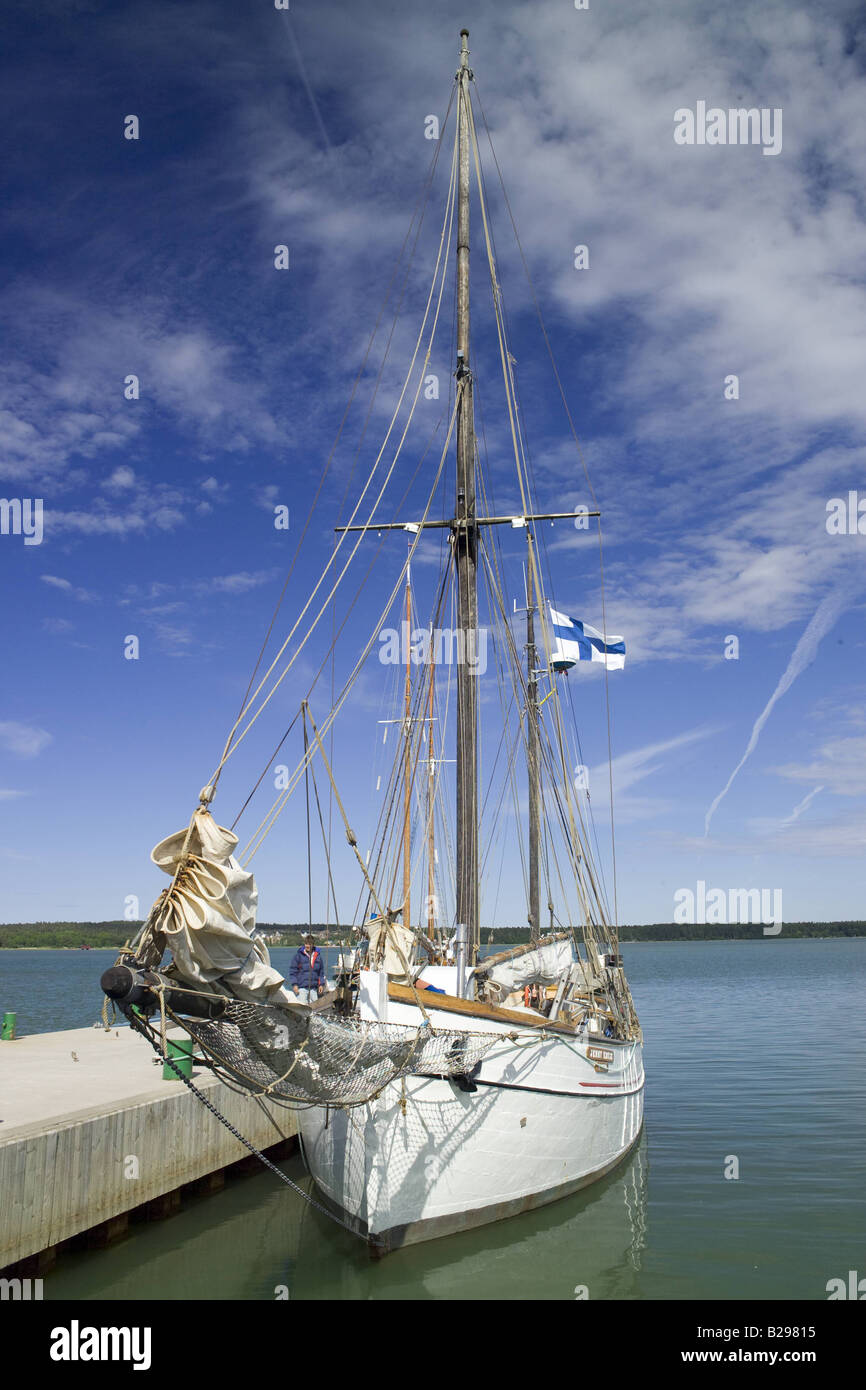 Aland Islands Finland Ref WP TARU 000729 032 Date COMPULSORY CREDIT World Pictures Photoshot - Stock Image