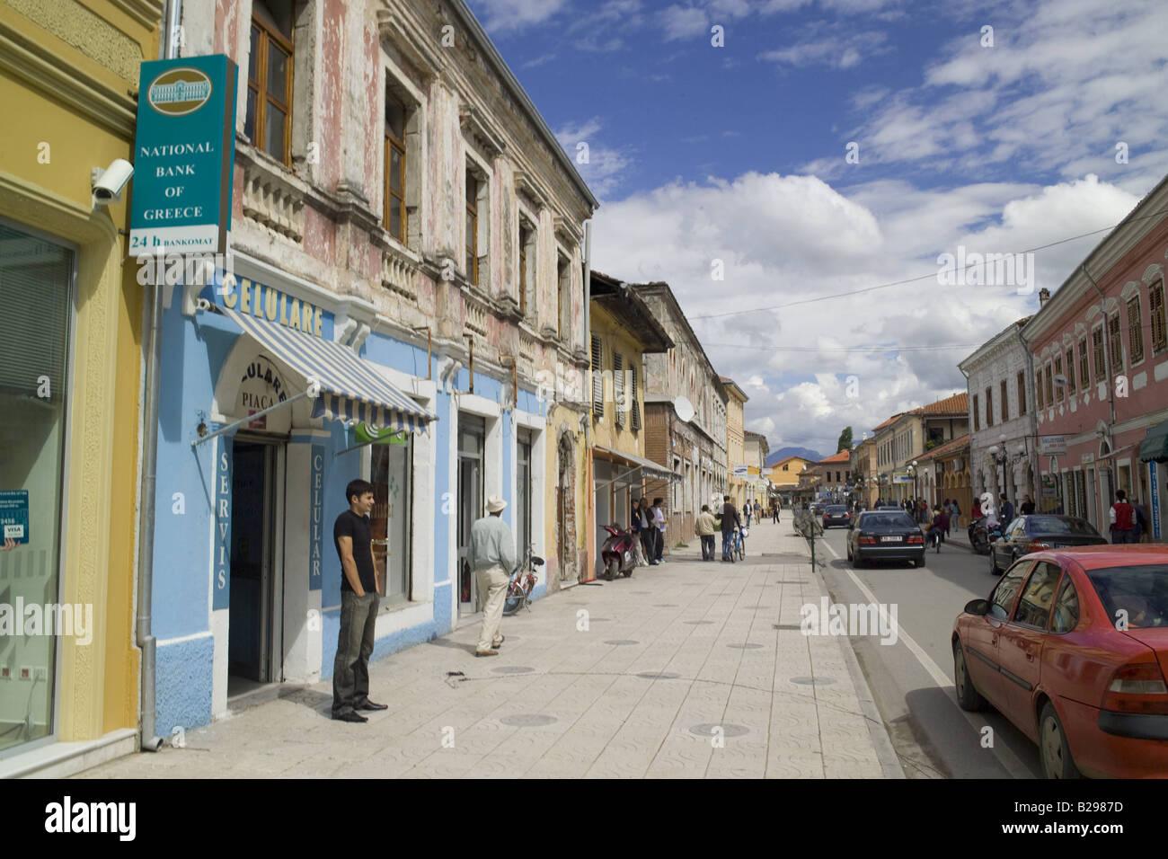 Skadar Albania Ref WP TARU 000730 109 Date COMPULSORY CREDIT World Pictures Photoshot - Stock Image