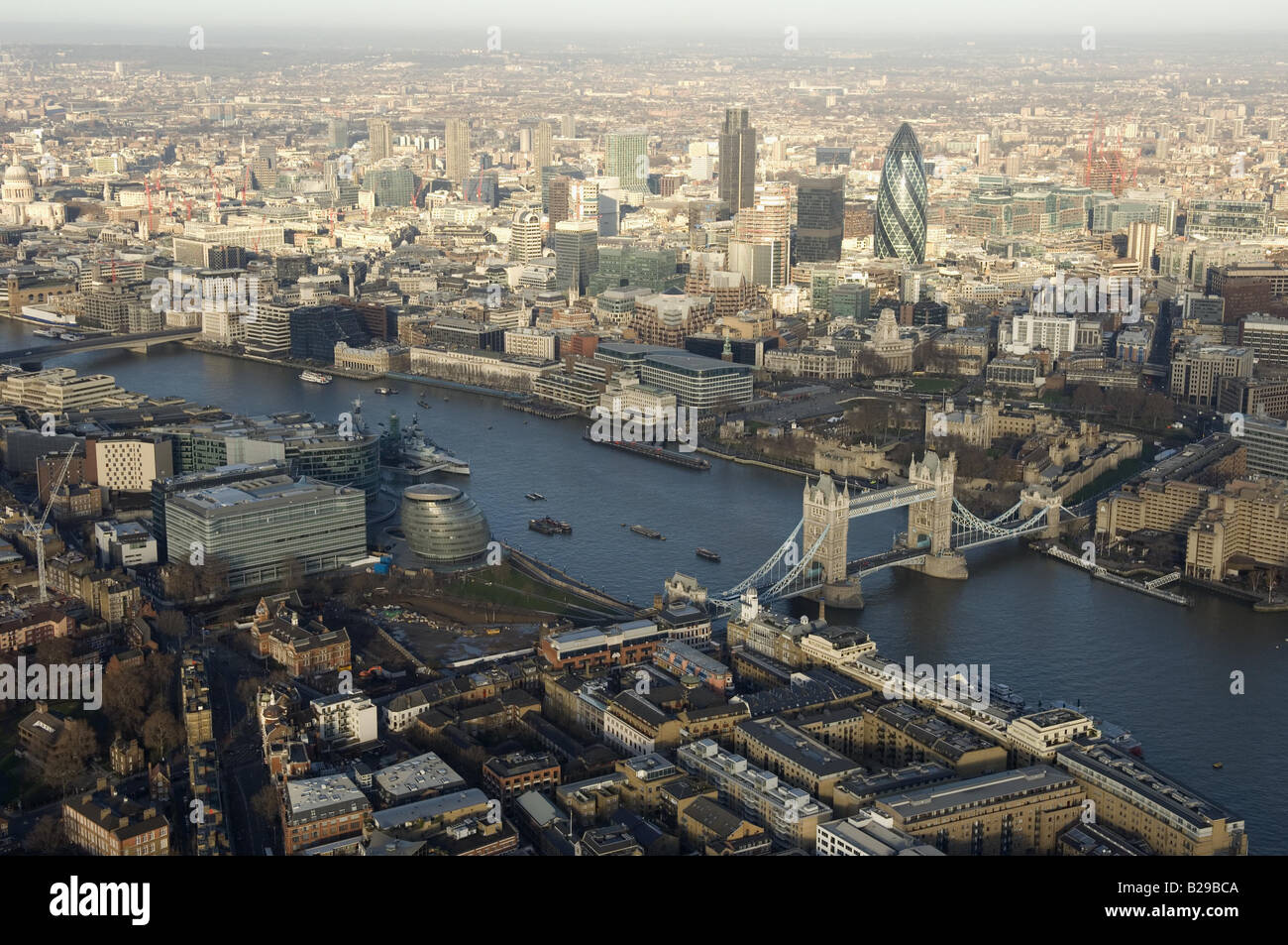 The City of London Date 12 03 2008 Ref ZB648 111149 0052 COMPULSORY CREDIT World Pictures Photoshot - Stock Image