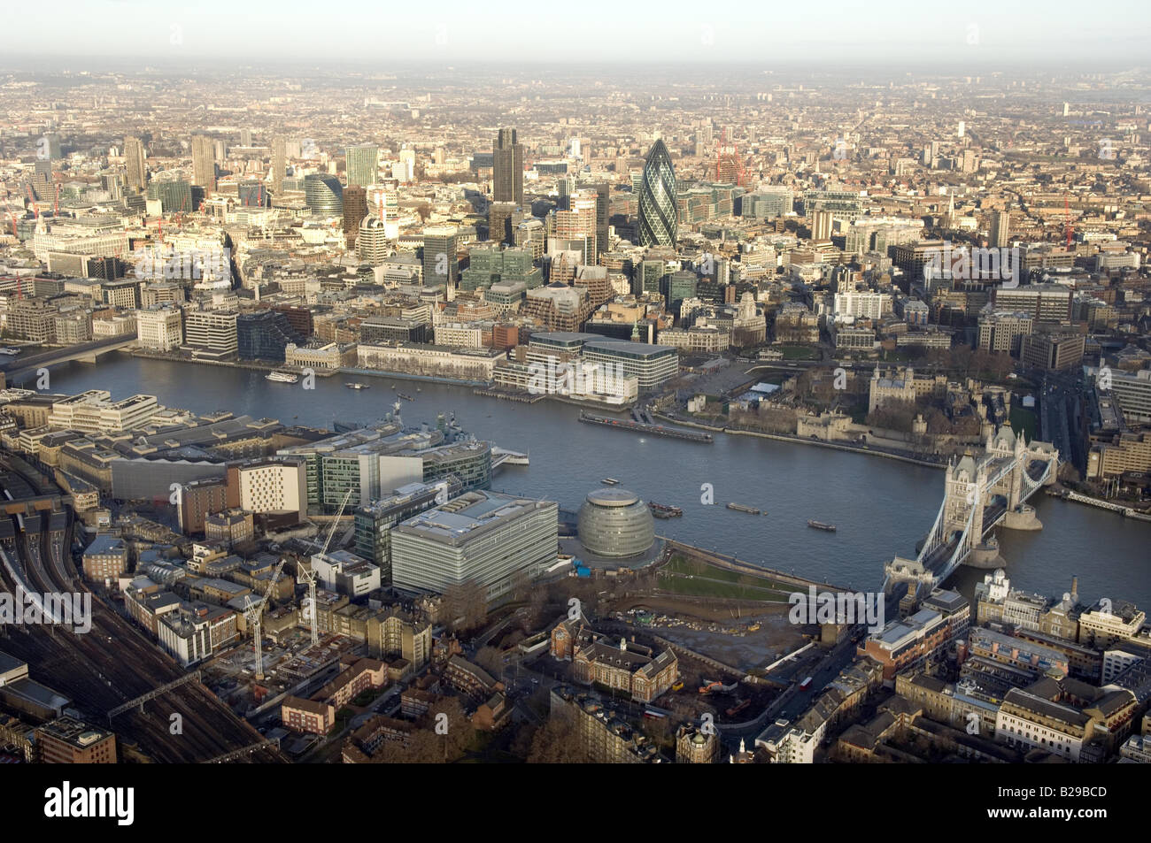 The City of London Date 12 03 2008 Ref ZB648 111149 0053 COMPULSORY CREDIT World Pictures Photoshot - Stock Image