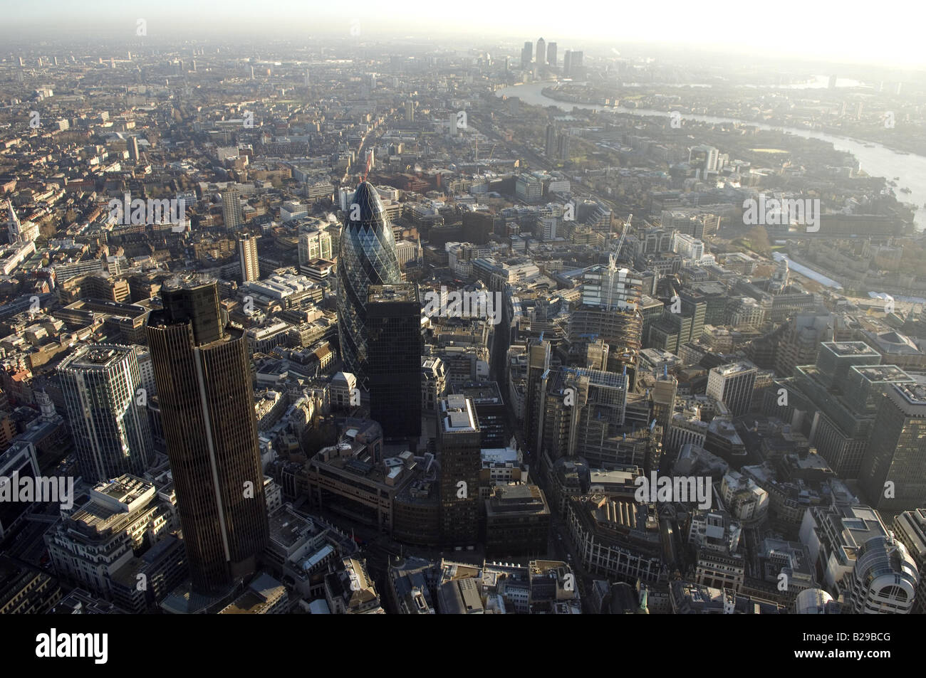 The City of London Date 12 03 2008 Ref ZB648 111149 0054 COMPULSORY CREDIT World Pictures Photoshot - Stock Image