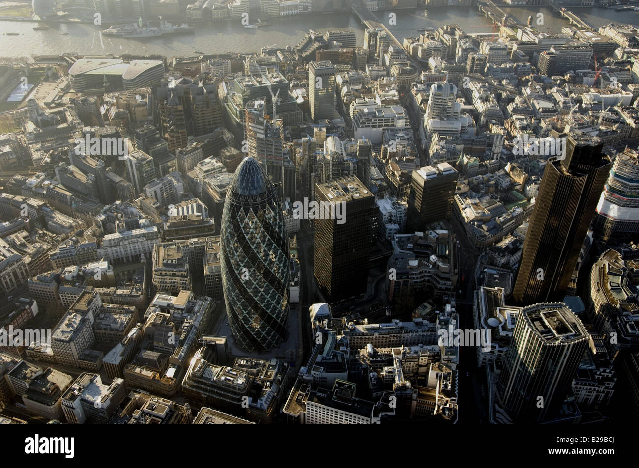 The City of London Date 12 03 2008 Ref ZB648 111149 0055 COMPULSORY CREDIT World Pictures Photoshot - Stock Image