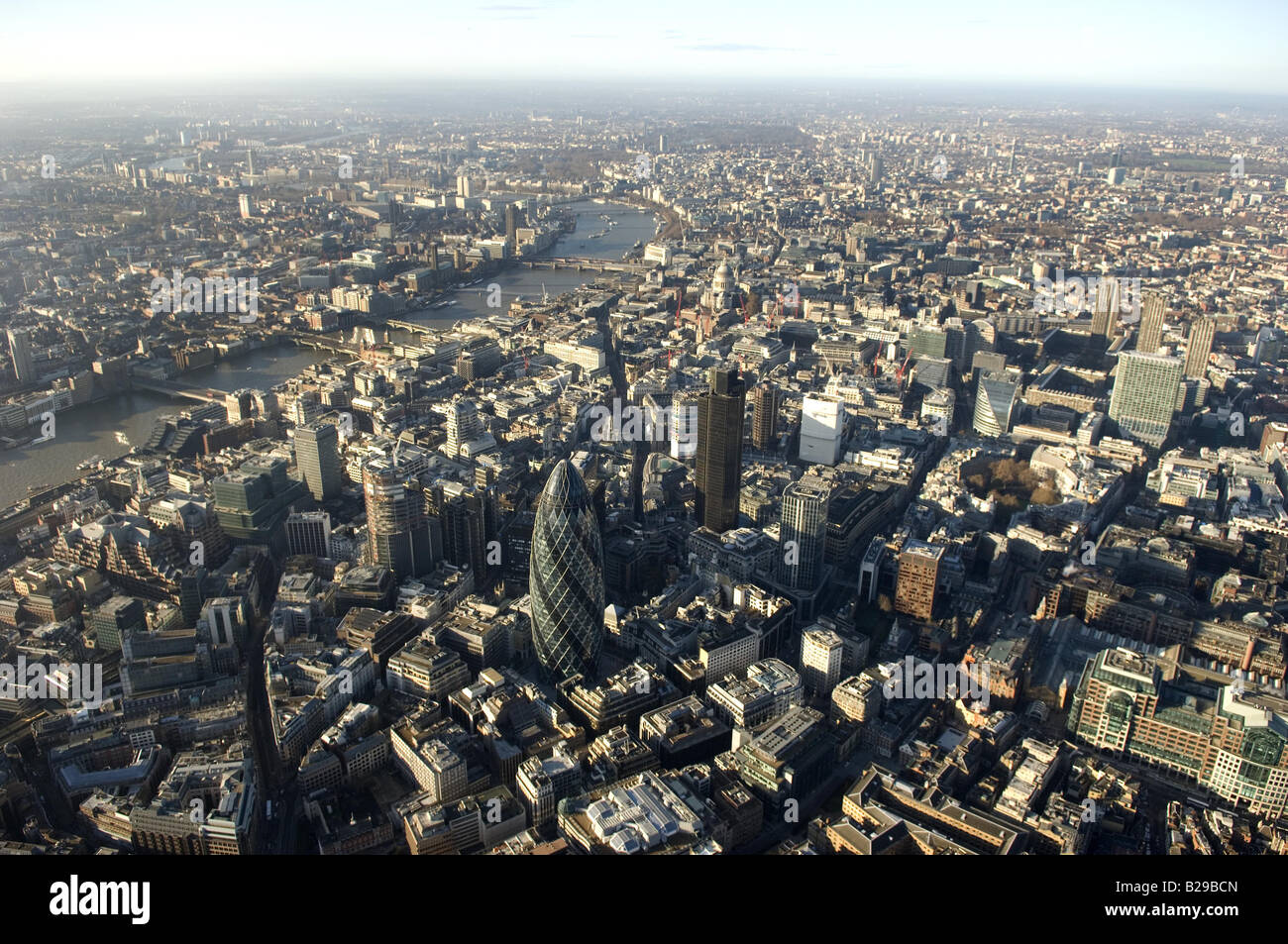 The City of London Date 12 03 2008 Ref ZB648 111149 0056 COMPULSORY CREDIT World Pictures Photoshot - Stock Image