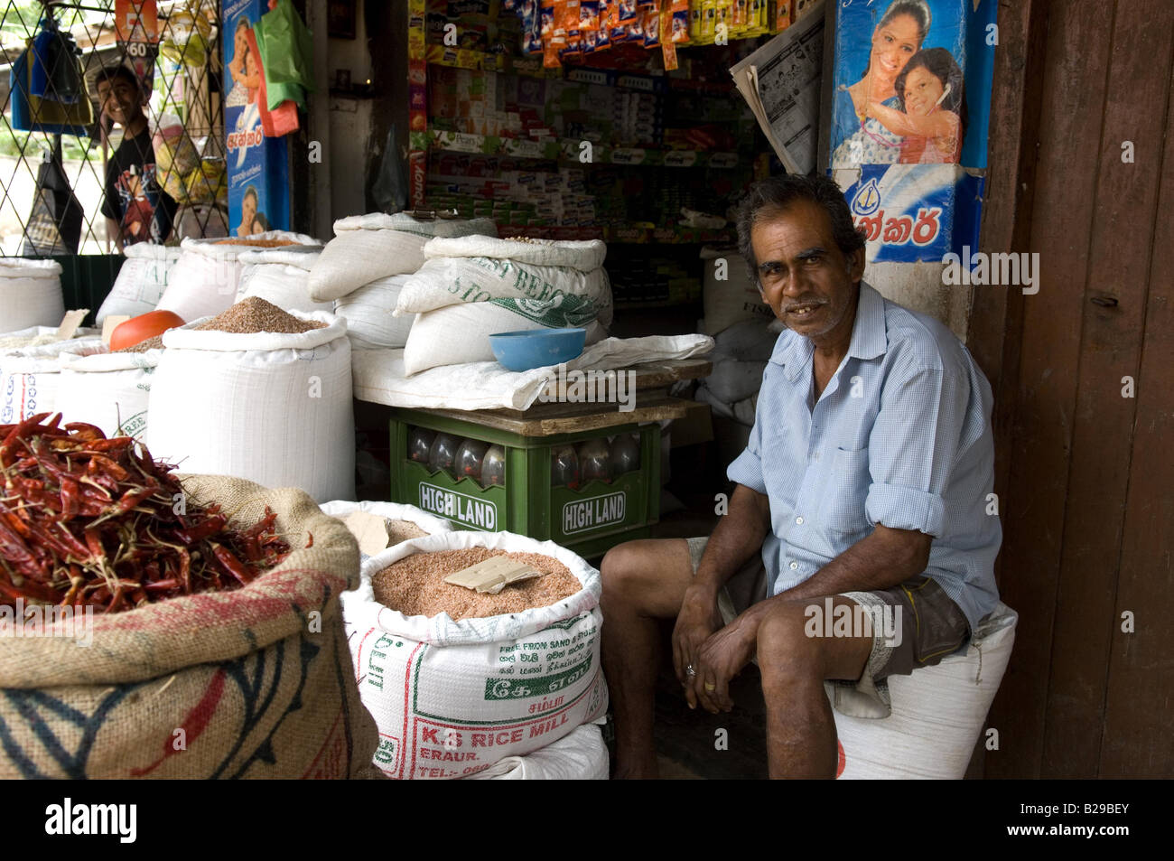 Aluthgama Sri Lanka Date 20 04 2008 Ref ZB648 115261 0009 COMPULSORY CREDIT World Pictures Photoshot - Stock Image