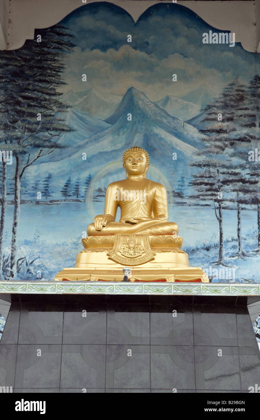 Buddha in Aluthgama Sri Lanka Date 20 04 2008 Ref ZB648 115261 0031 COMPULSORY CREDIT World Pictures Photoshot - Stock Image