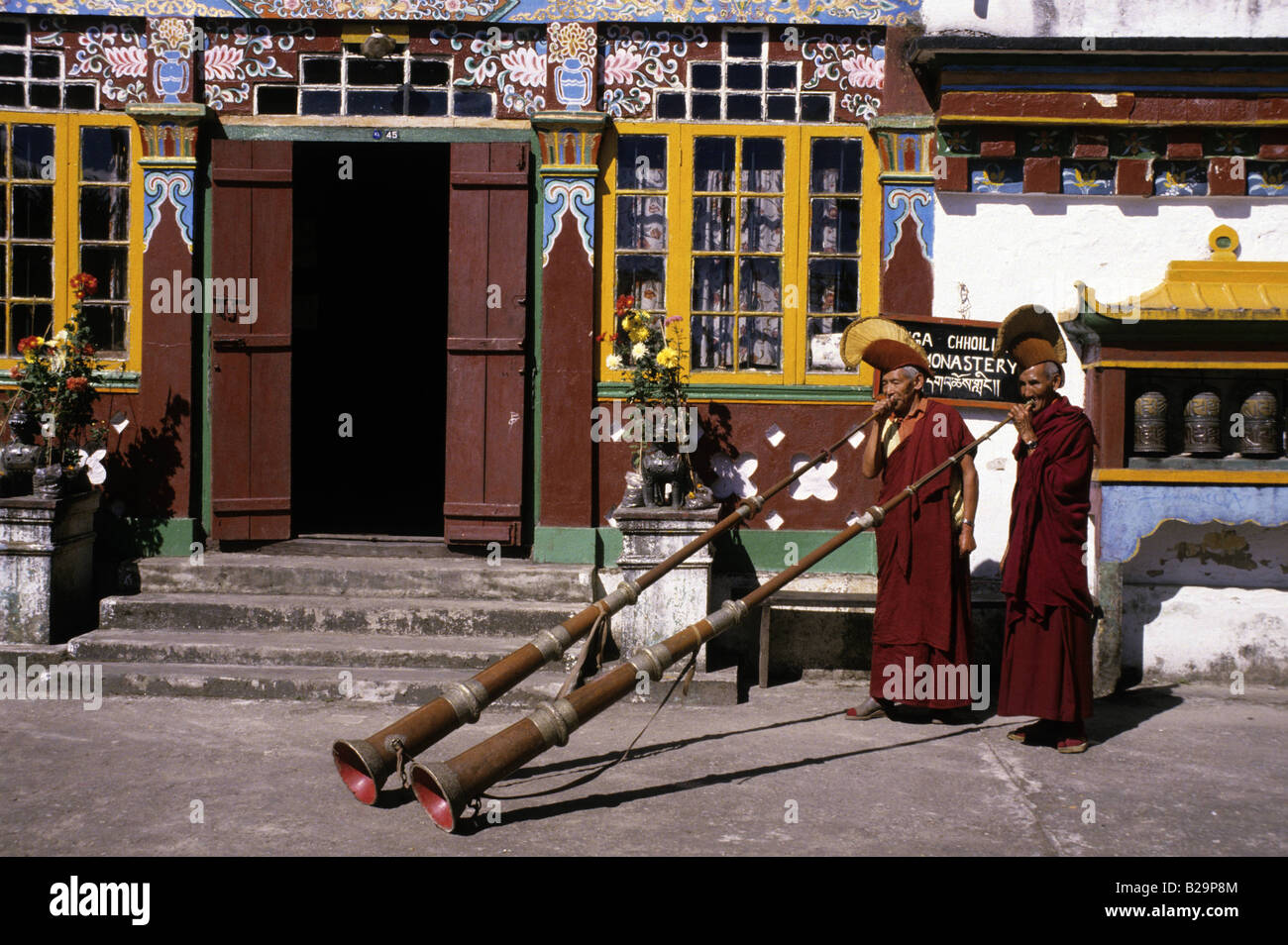 Darjeeling North India Ref WP SWIN 000644 007 Date 07 08 2007 COMPULSORY CREDIT World Pictures Photoshot - Stock Image