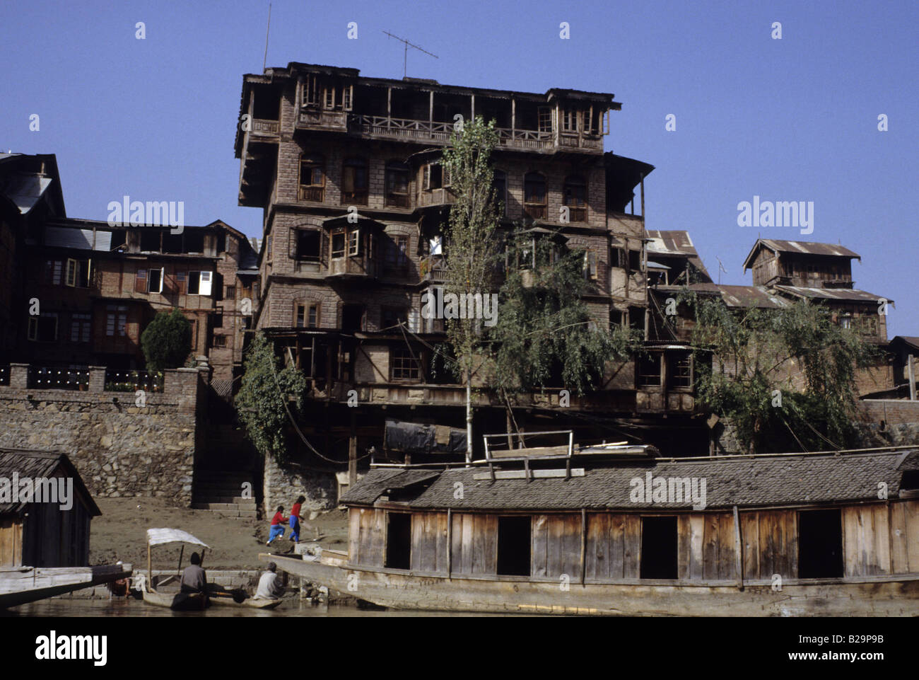 North India Ref WP SWIN 000644 013 Date 07 08 2007 COMPULSORY CREDIT World Pictures Photoshot - Stock Image