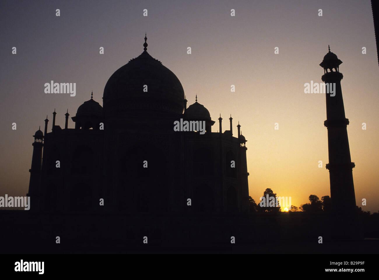 Taj Mahal Utter Pradesh India Ref WP SWIN 000644 015 Date 07 08 2007 COMPULSORY CREDIT World Pictures Photoshot - Stock Image