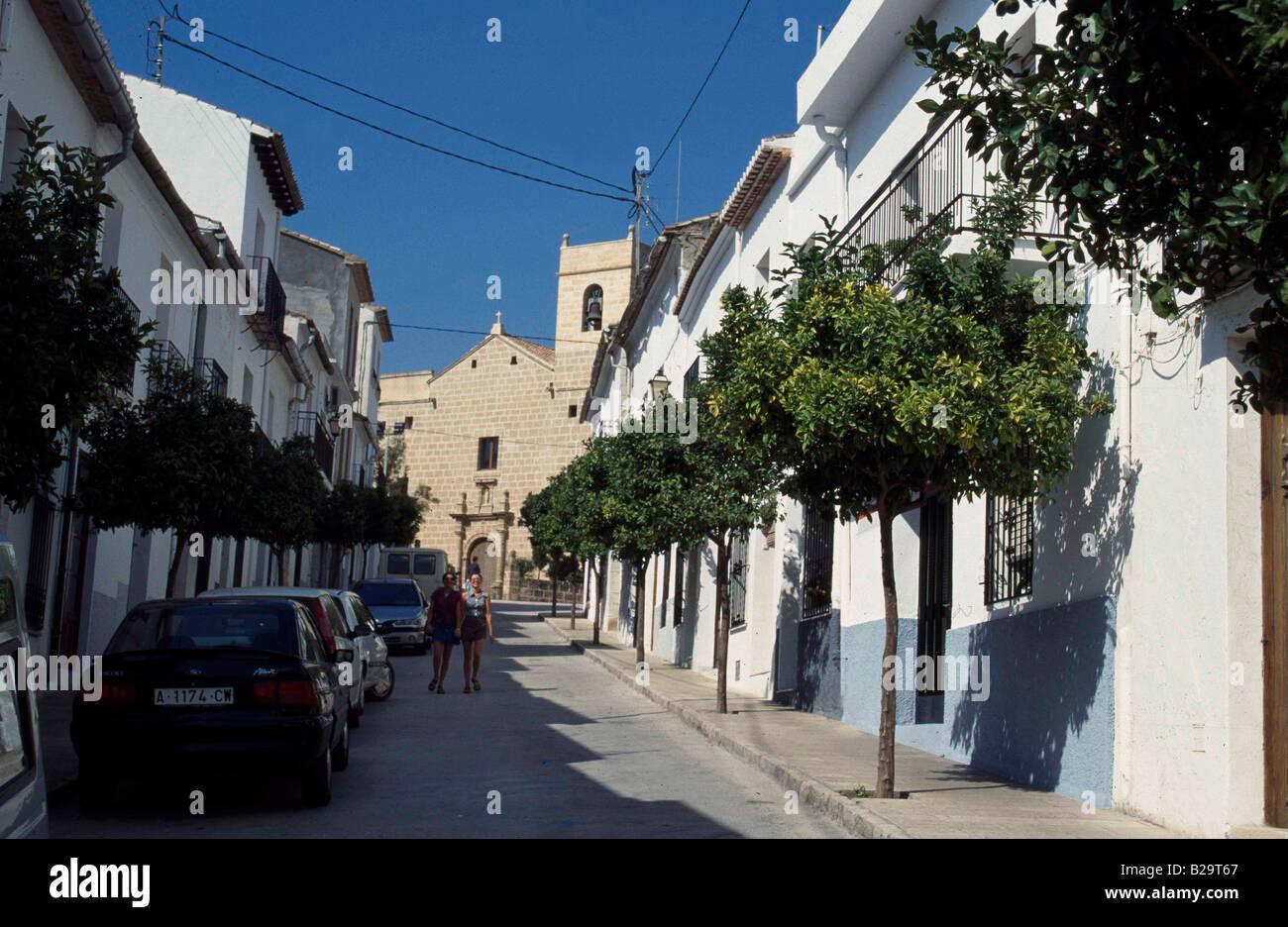 Benissa Costa Blanca Spain Ref WP LMB 103 COMPULSORY CREDIT World Pictures Photoshot - Stock Image