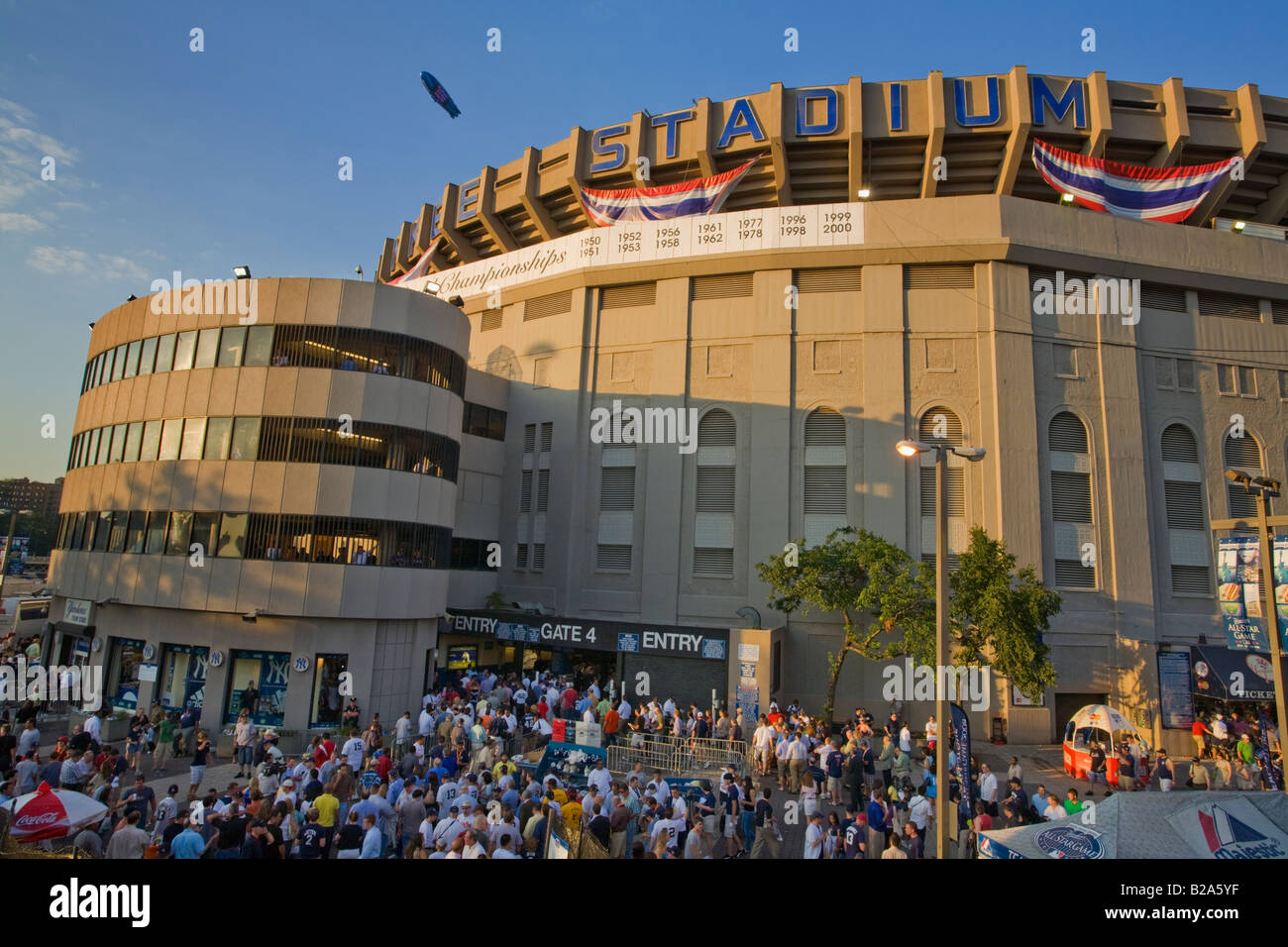 All Star Games At Yankee Stadium