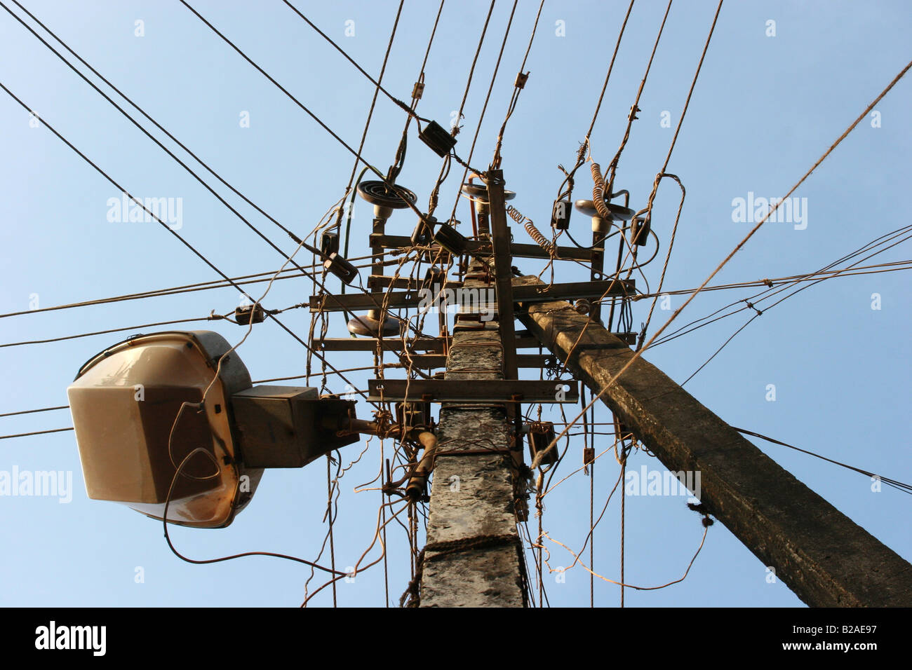 Wiring Chaos Stock Photos & Wiring Chaos Stock Images - Alamy