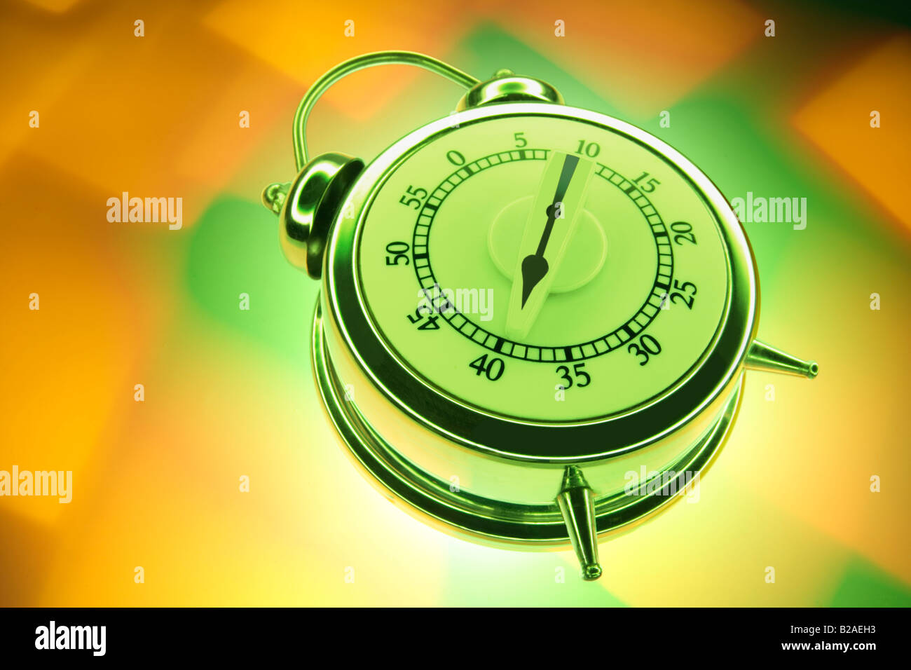 Clock Timer - Stock Image