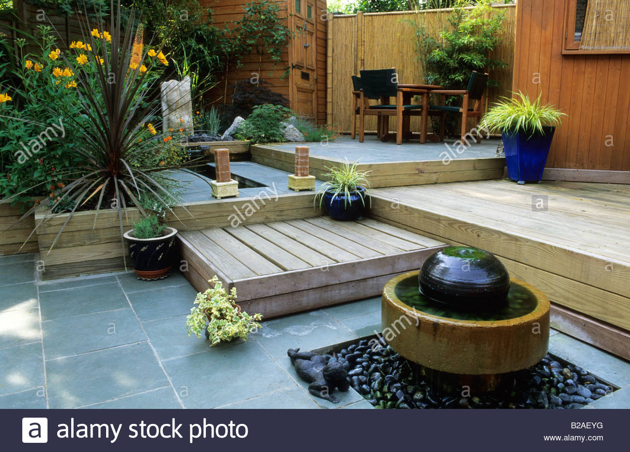 Private Small Garden Design: Private Garden London Design Christine Fitzsimmons Small