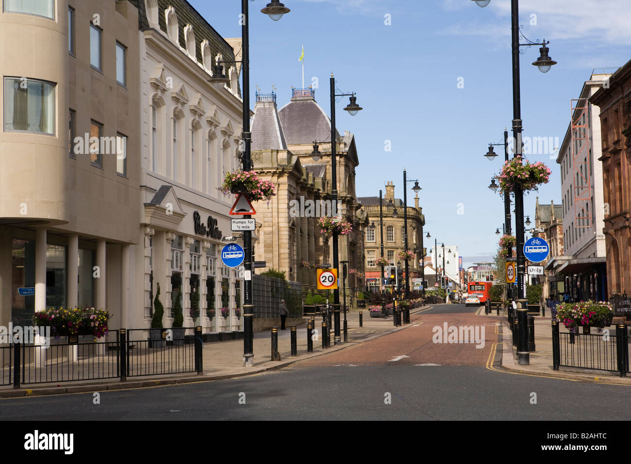 Sunderland City Centre Stock Photos & Sunderland City Centre Stock ...