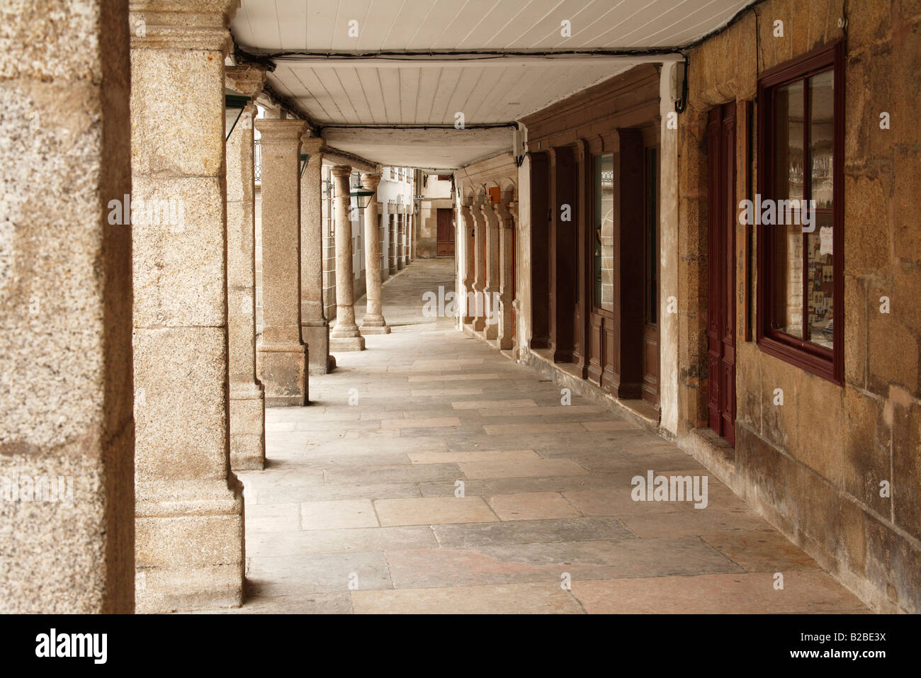 Mondonedo Galicia NW Spain Spain Ref SAVAGE 1319DF Compulsory Credit World Pictures Photoshot - Stock Image