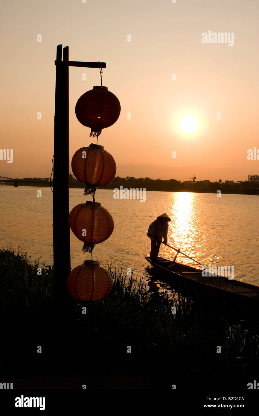 Vertical Viet Nam Vietnamese Indochine Indochina Southeast Asia Asian Travel Tourism Tourist Attraction Vacation - Stock Image