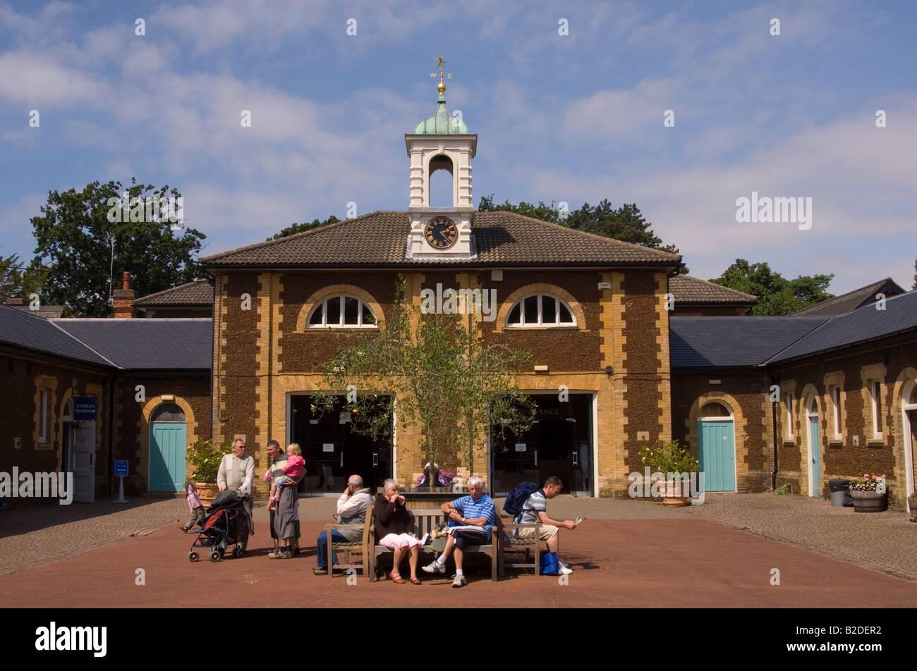 Stables Tea Room Sandringham