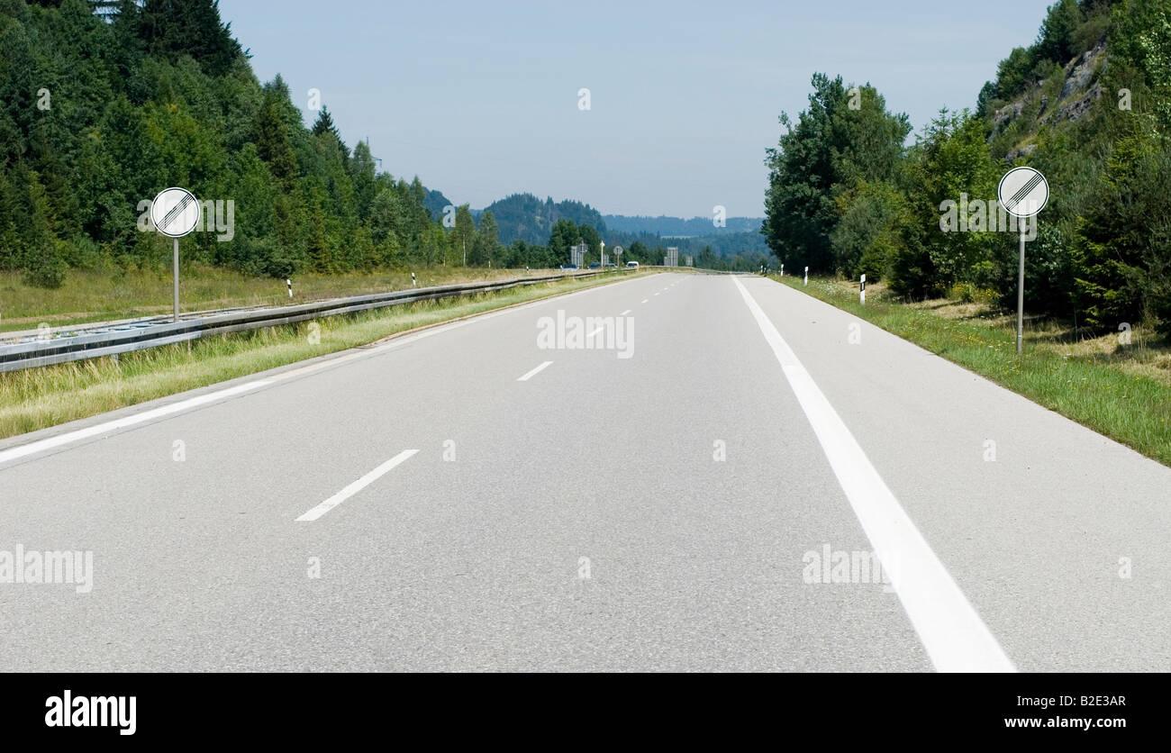 Autobahn Sign Germany Stock Photos & Autobahn Sign Germany ...