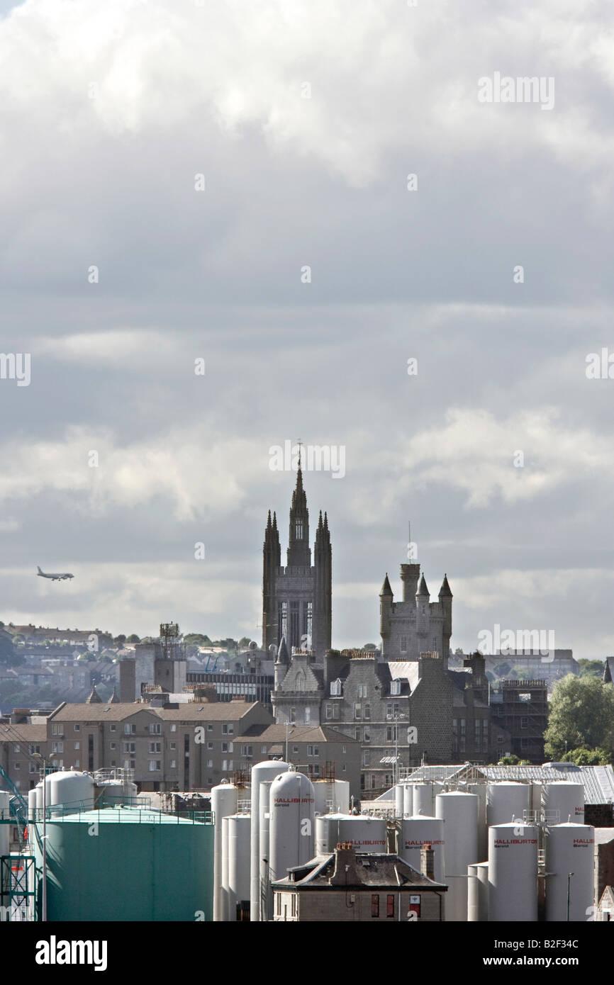 52bf1a171db4 Aberdeen Skyline