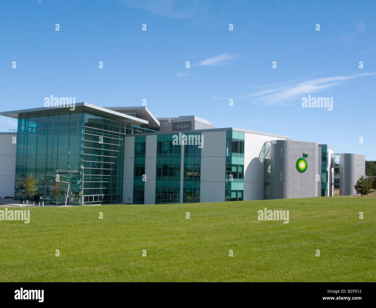 BP Exploration Head Office - Stock Image