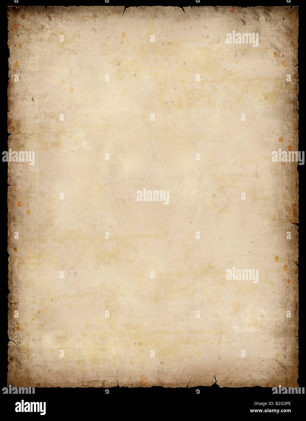 Vintage Paper Background - Stock Image