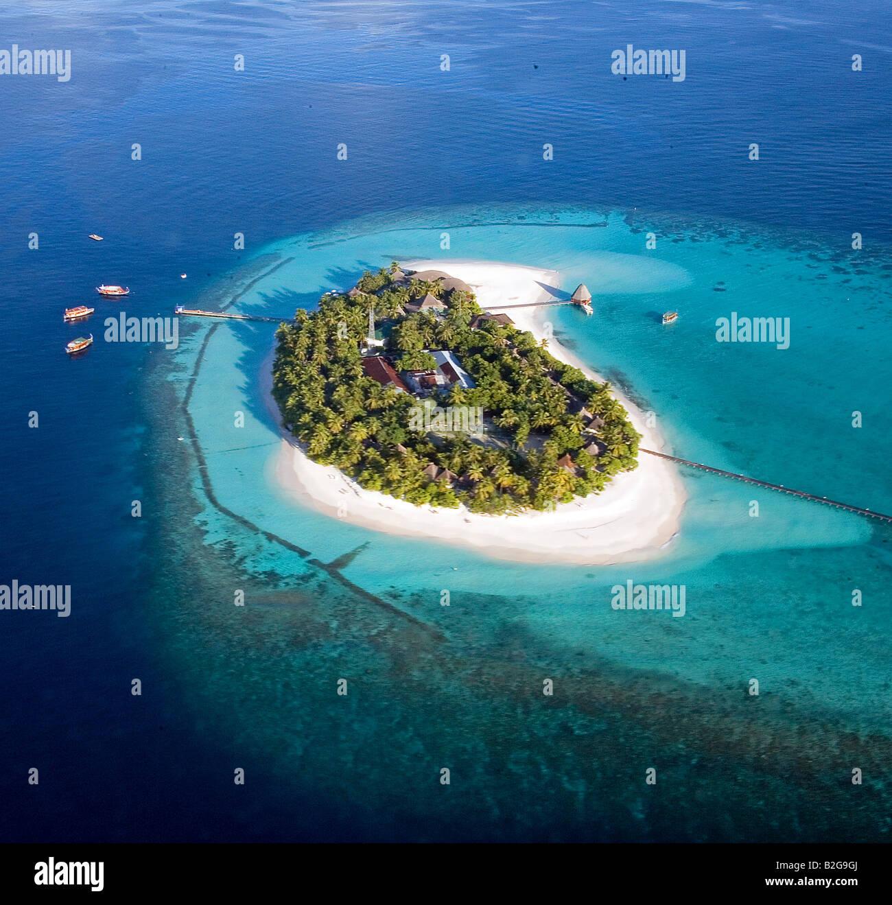 Malediven maledives reisefotos urlaubsfotos holiday photos vacation photo - Stock Image