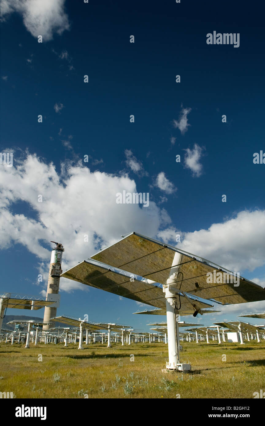 Heliostat Stock Photos & Heliostat Stock Images - Alamy