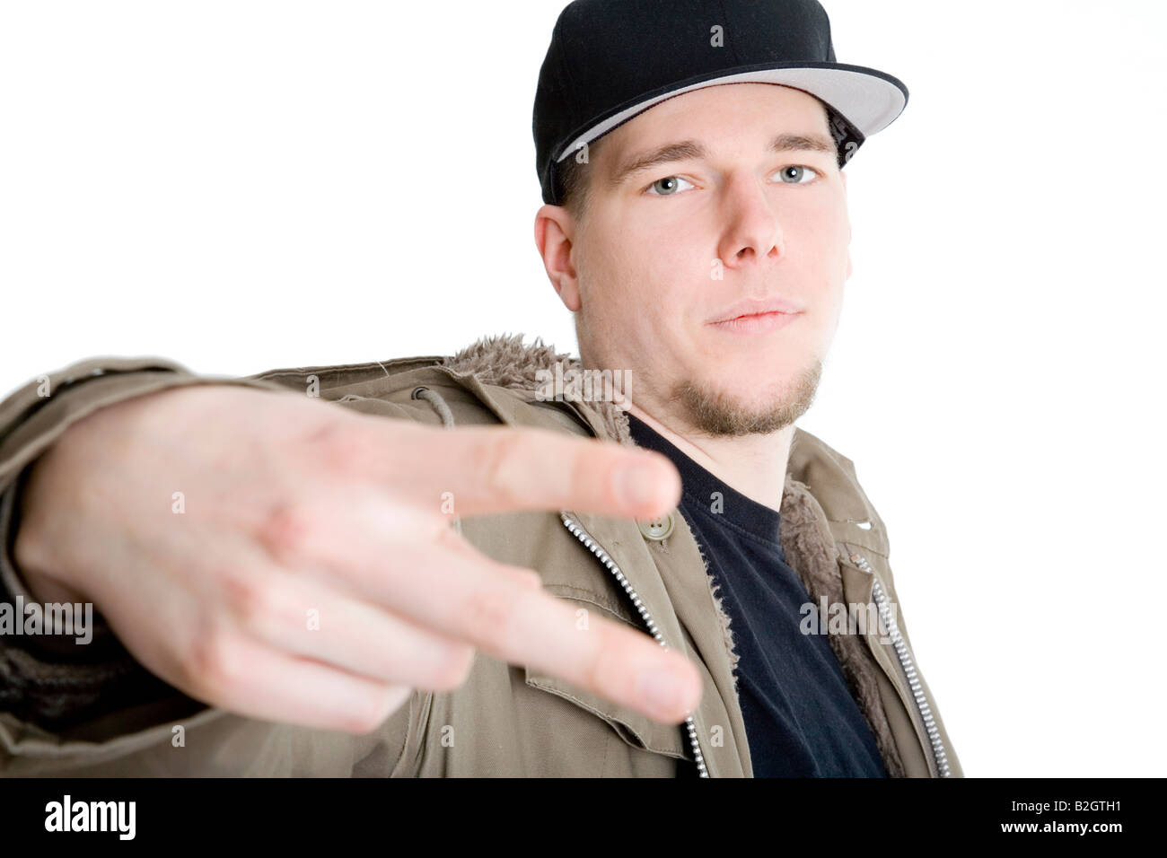 d0ddf034ff2 homeboy parka young man rapper rap hip hop hiphop bonnet cap dancing action  gesticulation life style