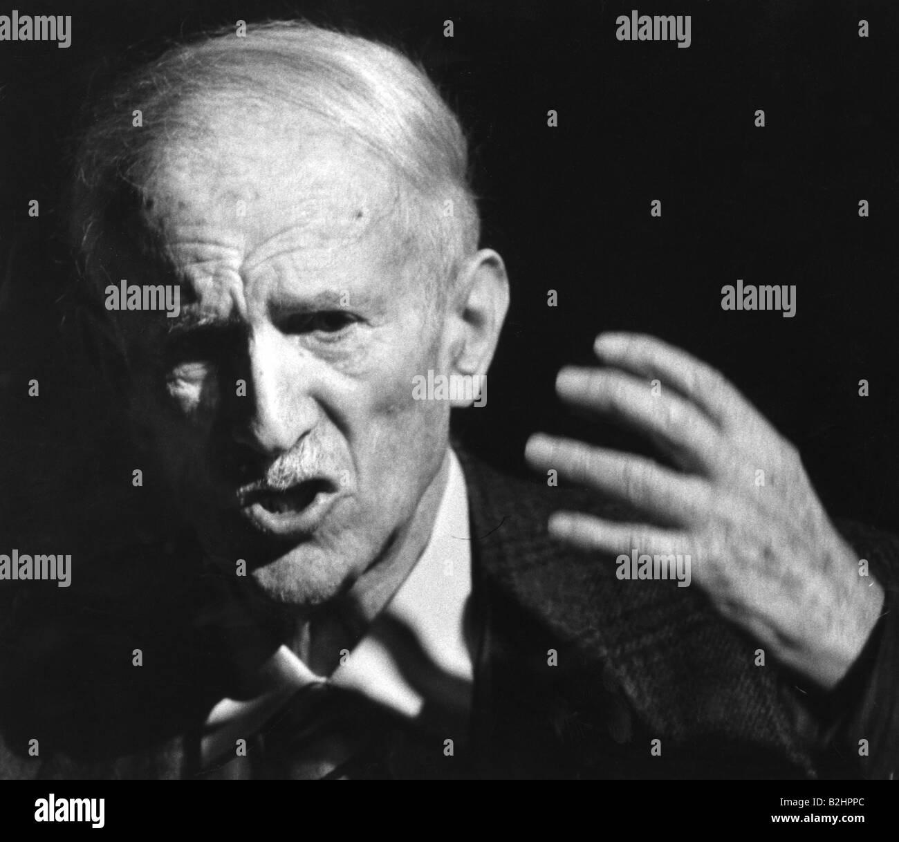 Kempner, Robert, 17.10.1899 - 15.8.1993, American attorney, German origin, portrait, 1985, , Additional-Rights-Clearances - Stock Image