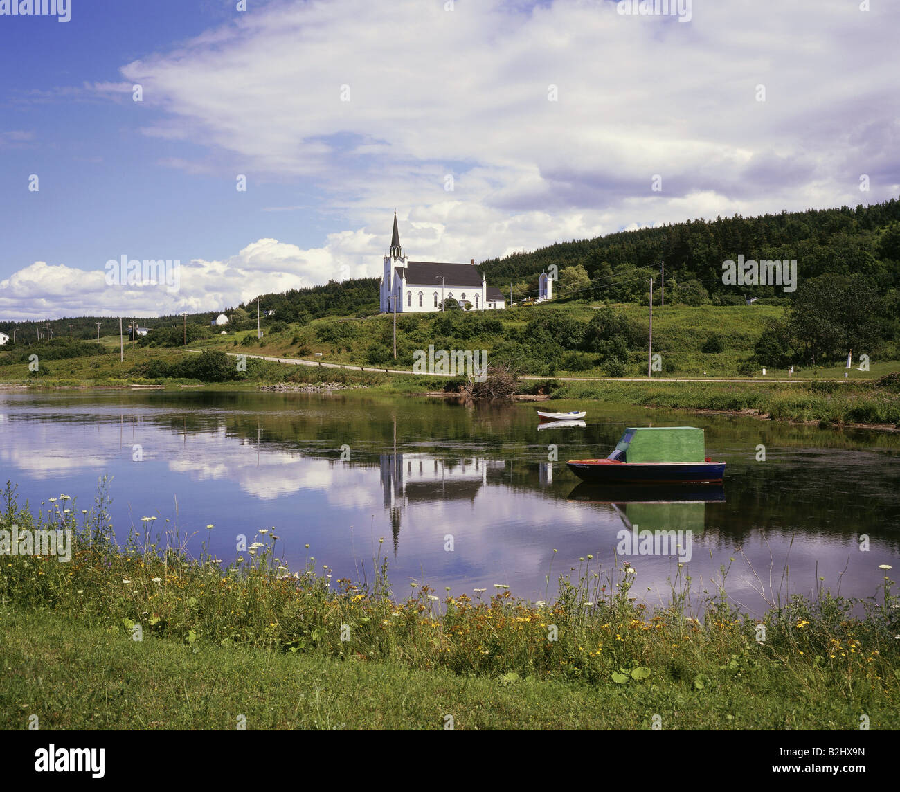 geography / travel, canada, nova scotia, cape breton island stock
