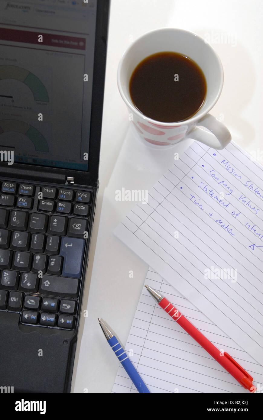 Laptop Table Table Laptop Pens Office Job Perk Job Home Job Work ...