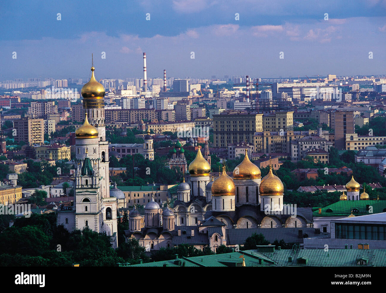 Moscow - the ancient metropolis of Soviet Russia of the 30s