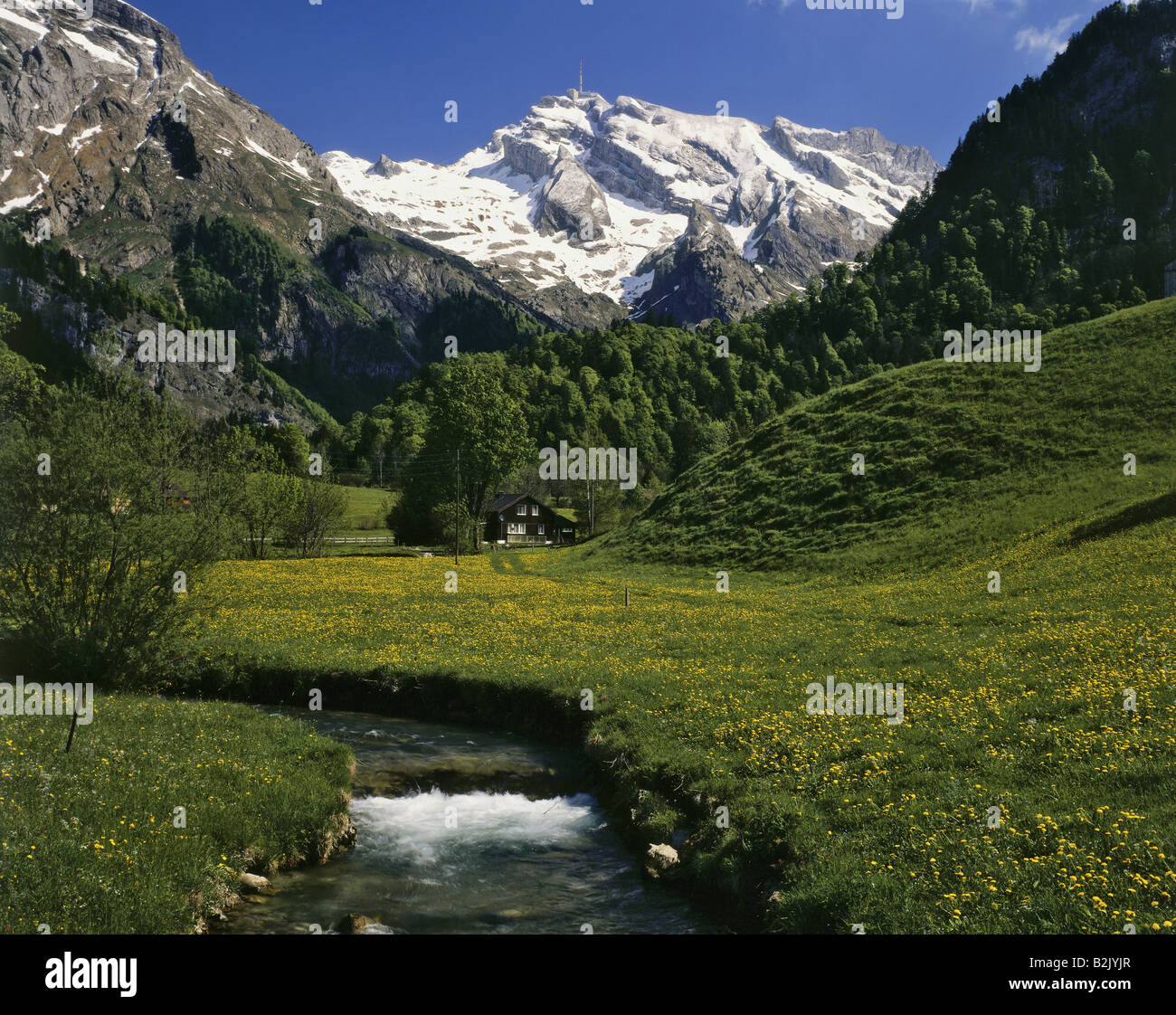Travel Geography: Appenzell Canton Stock Photos & Appenzell Canton Stock
