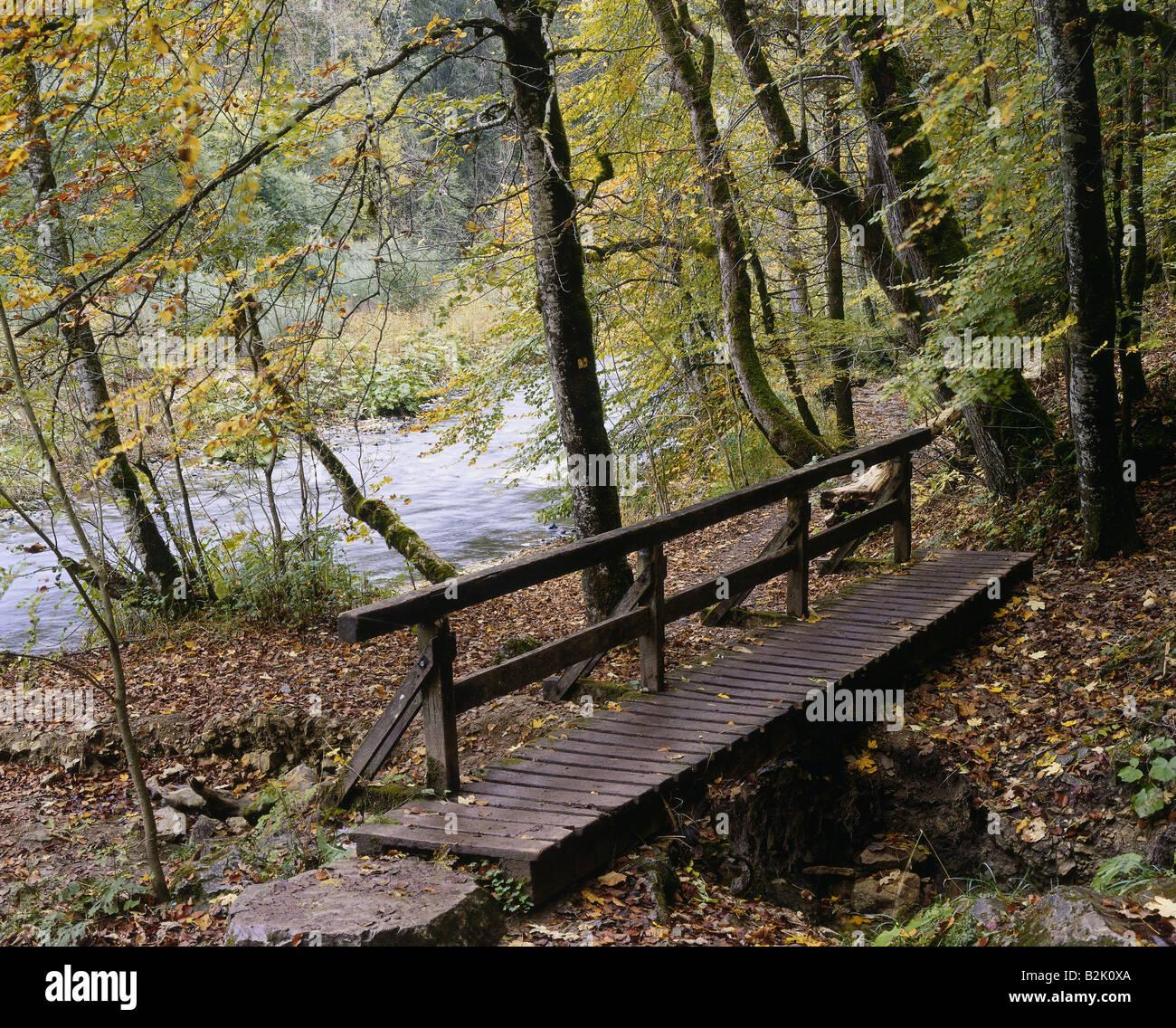 geography / travel, Germany, Baden-Wuerttemberg, landscapes, Black Forest, Nature Park Südschwarzwald (South - Stock Image