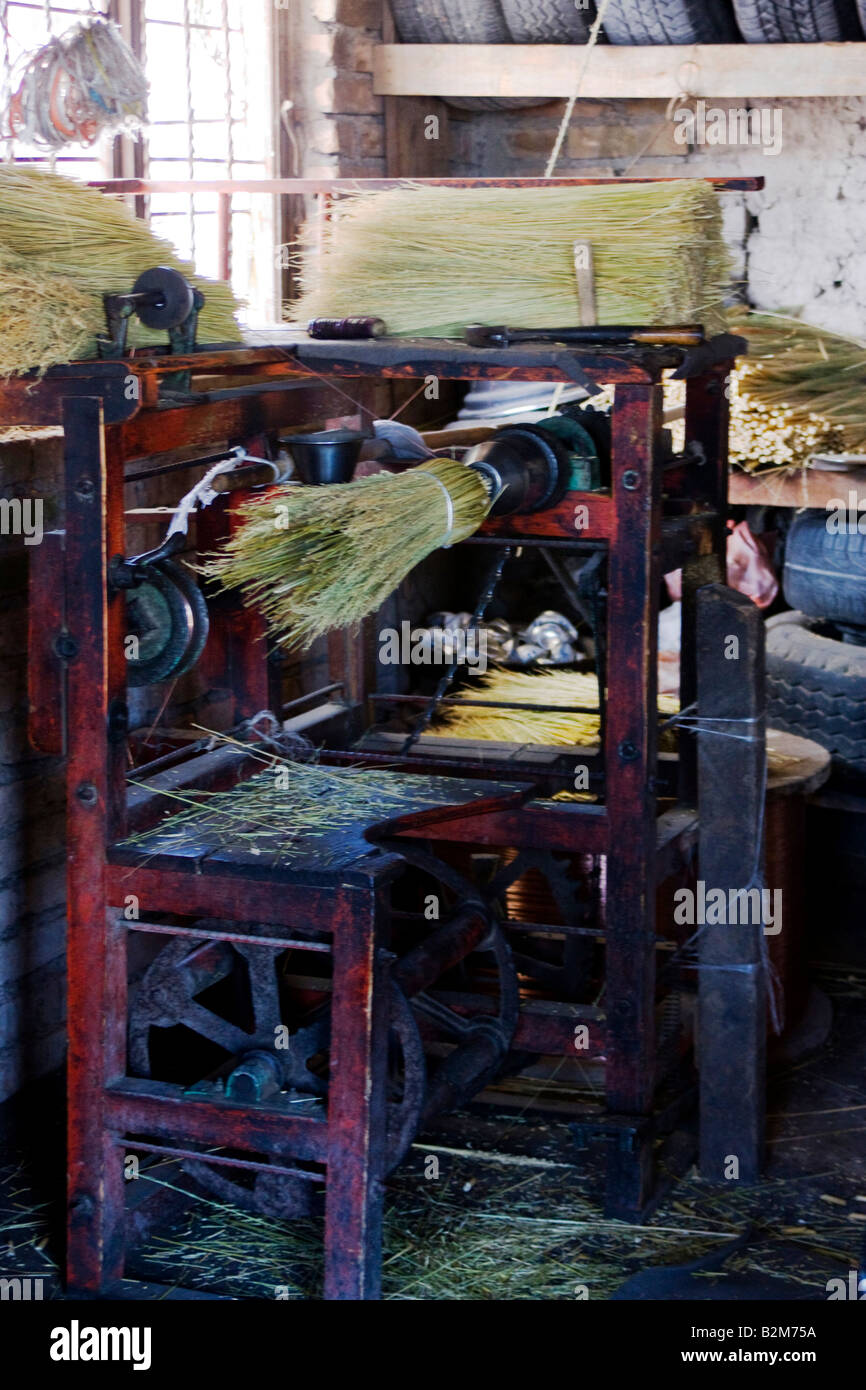 Old Brooms Stock Photos Amp Old Brooms Stock Images Alamy