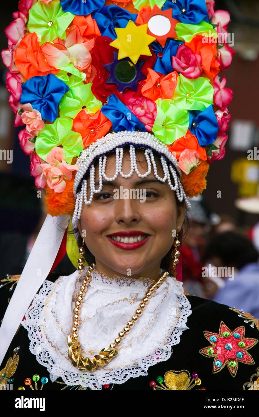 Carnaval Del Pueblo Latin American Carnival Celebrations In London