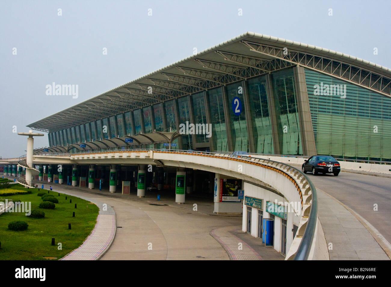 Xian Aeroporto : Xian international airport stock photos xian international