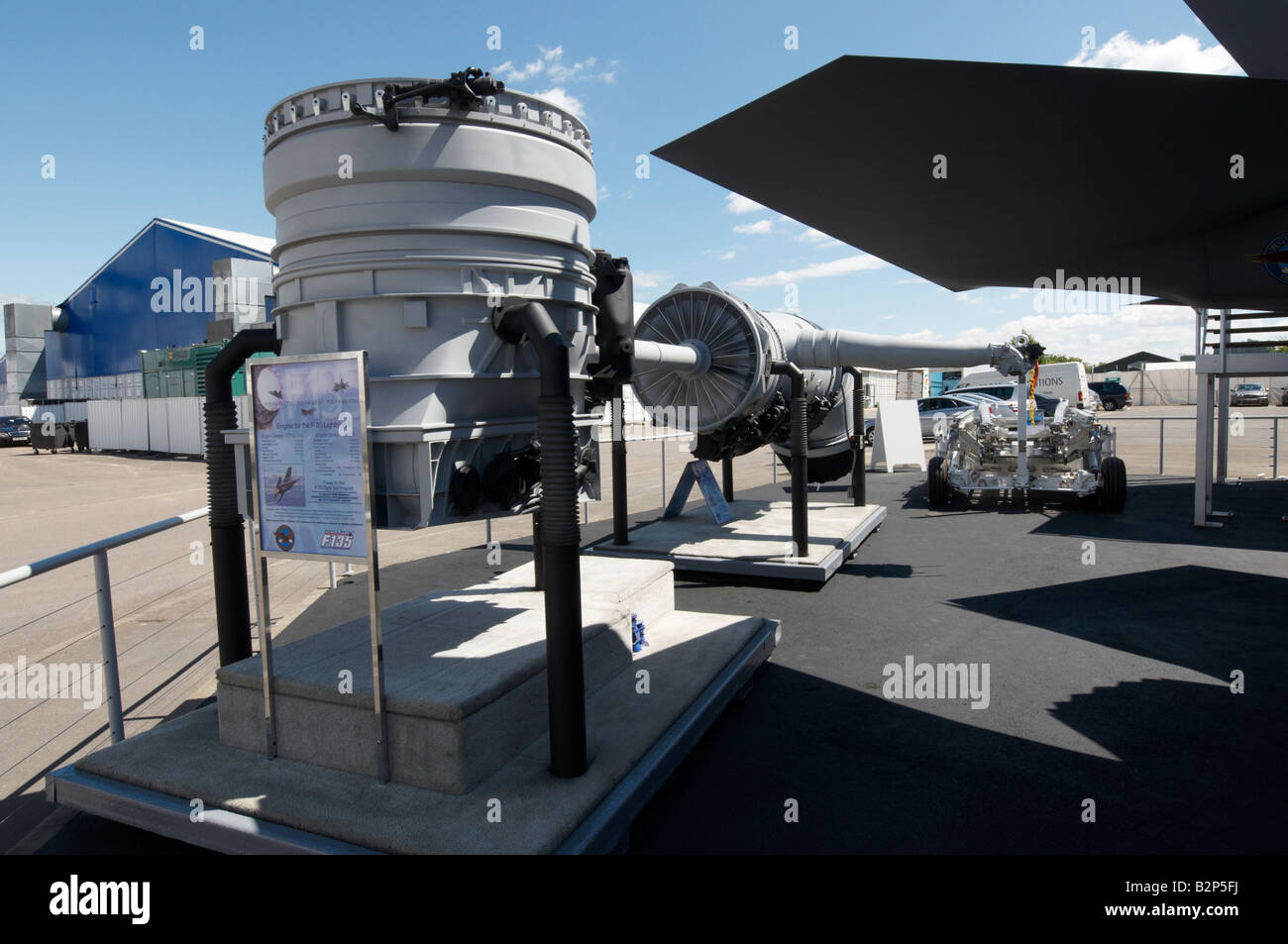 Pratt & Whitney F135 Engine for Lockheed Martin F-35