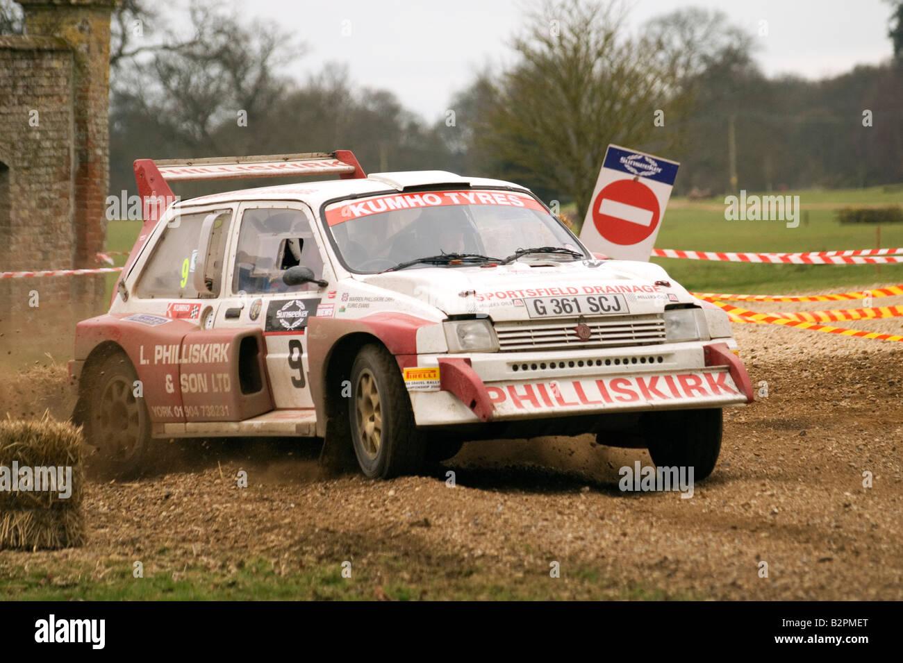 Metro Rally Car Stock Photos & Metro Rally Car Stock Images - Alamy