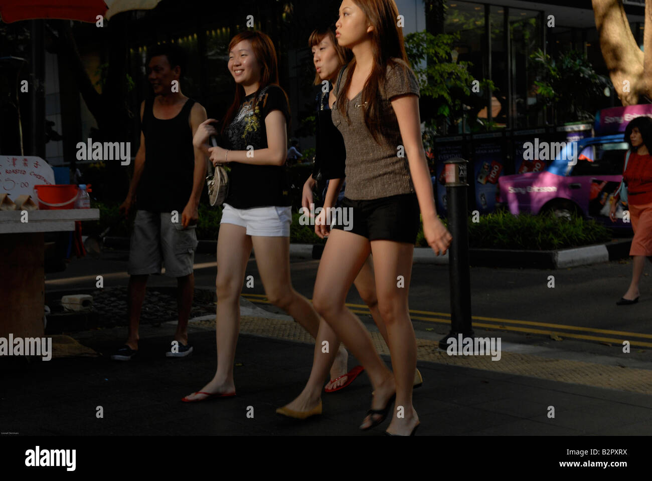 Orchard road girls