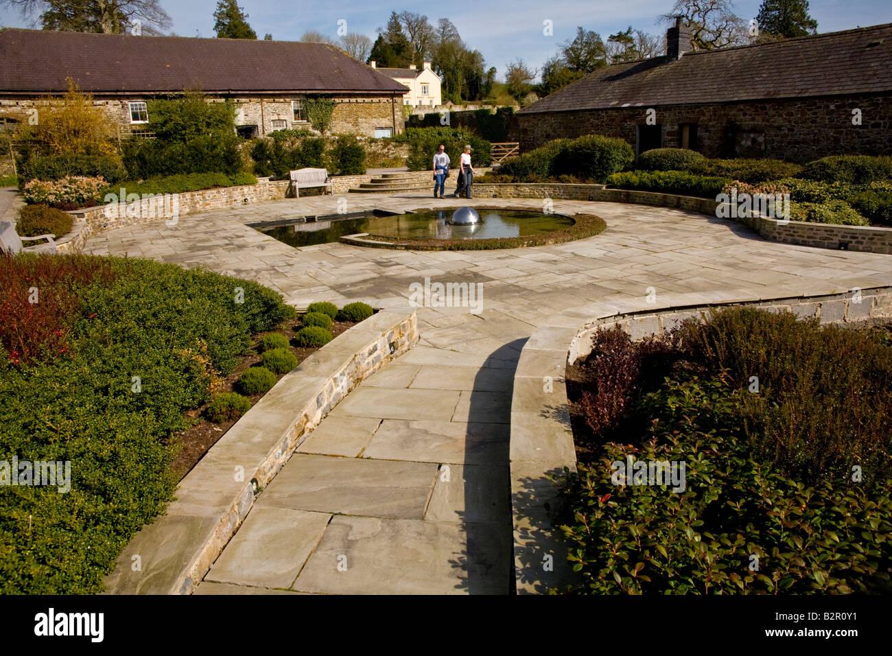 Aberglasney Stock Photos & Aberglasney Stock Images - Alamy