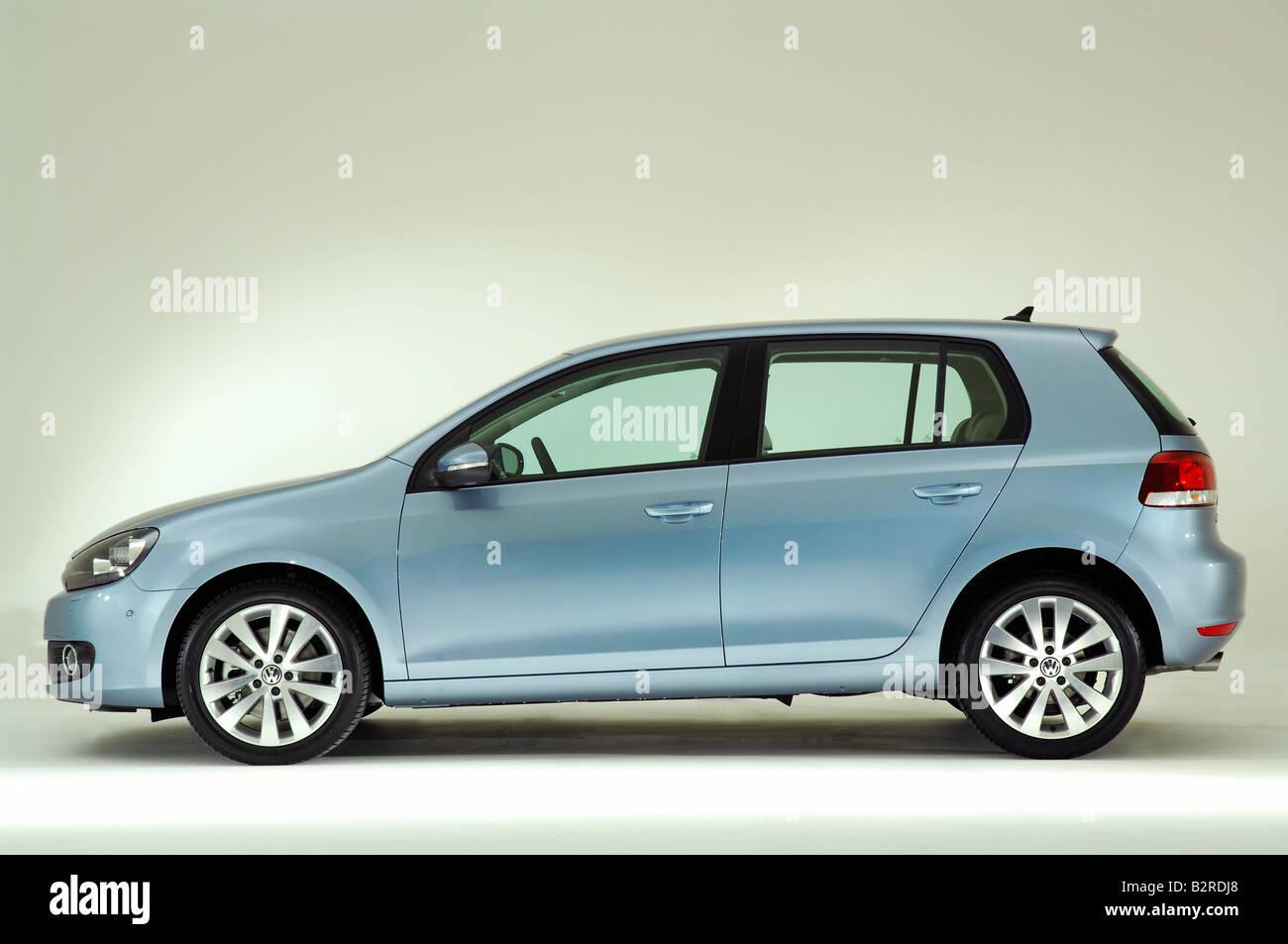 2008 Volkswagen Golf mk VI - Stock Image