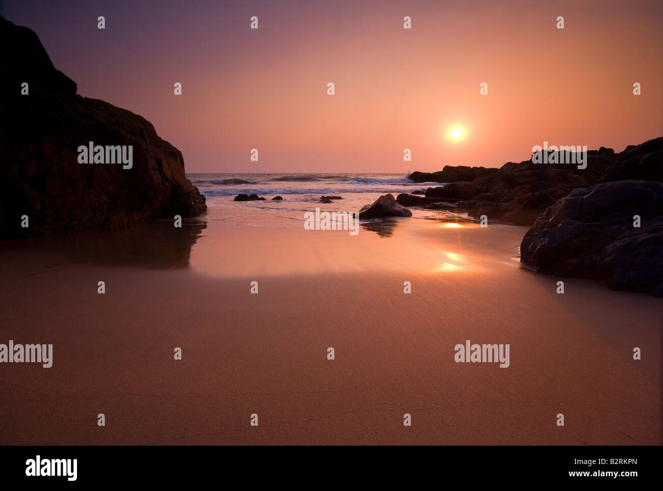 Arambol, North Goa, India, Subcontinent, Asia - Stock Image